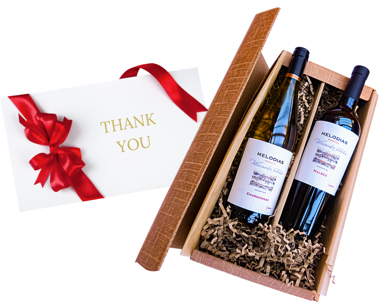 corporate food and wine gift hampers