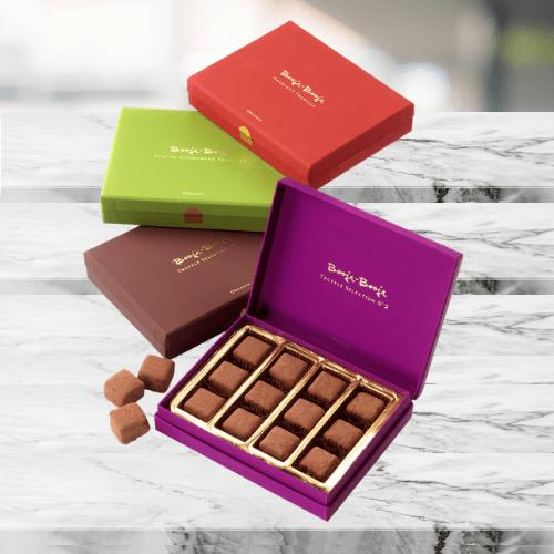 booja booja chocolate truffles