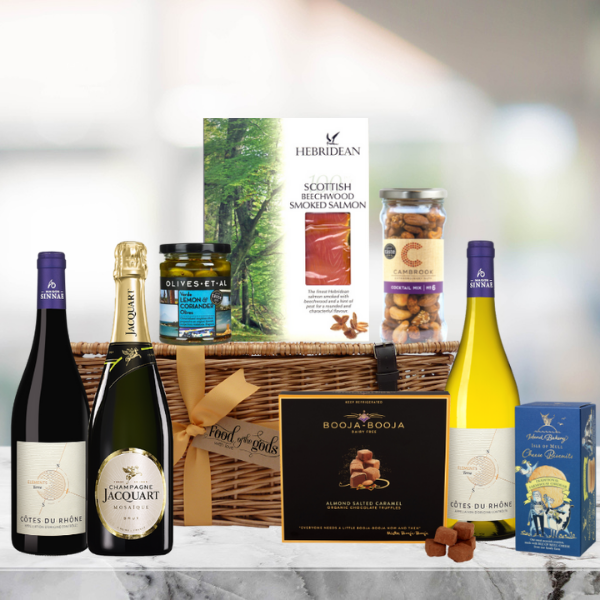 buy thank you hampers