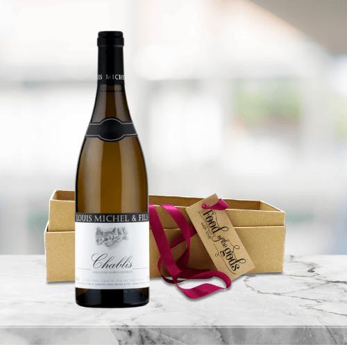 Chablis White Wine Gift