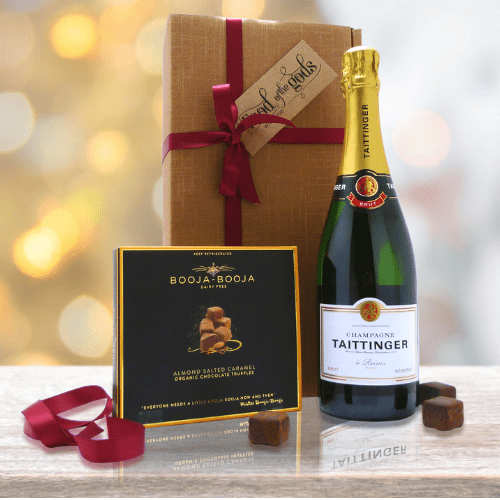 Champagne and Chocolates Gift Box