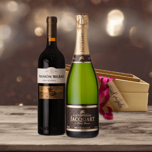 Luxury Champagne Wine Gift Set