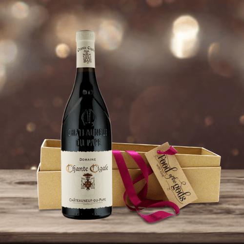 Chateauneuf du Pape Wine Gift
