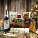 christmas carol gift basket