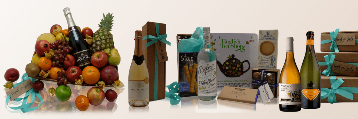 Food of the Gods Foodie Gifts and Hampers