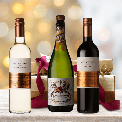 Christmas Wine Hampers
