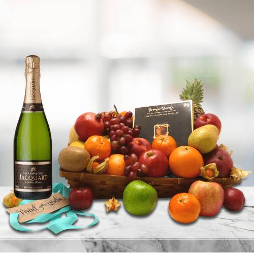 Fresh Fruit Champagne Chocolates