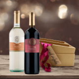 Red and White Wine Gift Set