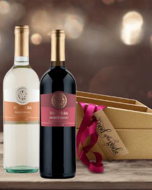 Romeo & Juliet Wine Gift