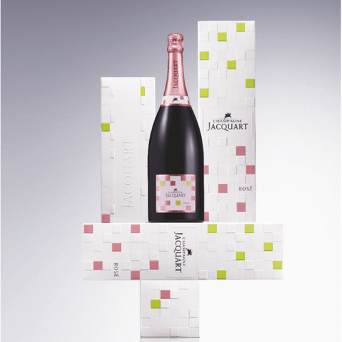 Rose Champagne Magnum Gift