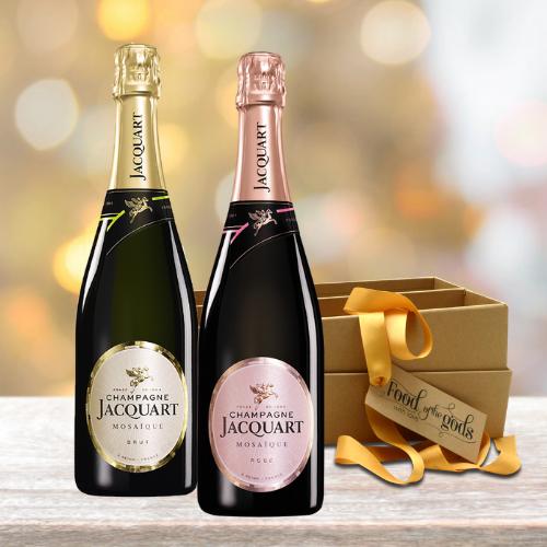 Jacquart Champagne Gift Set