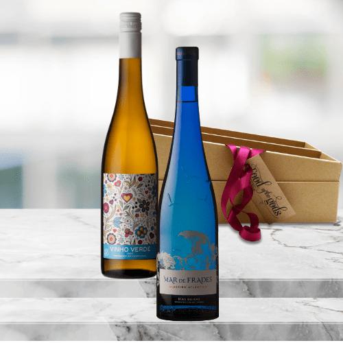 White Wine Gift Set Mar de Frades