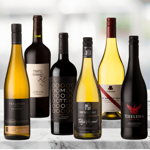 New World Wine Hamper