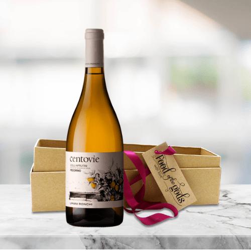Organic White Wine Gift