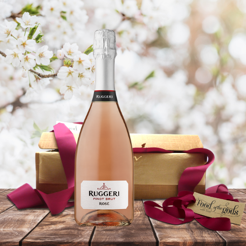 prosecco rose wine gift