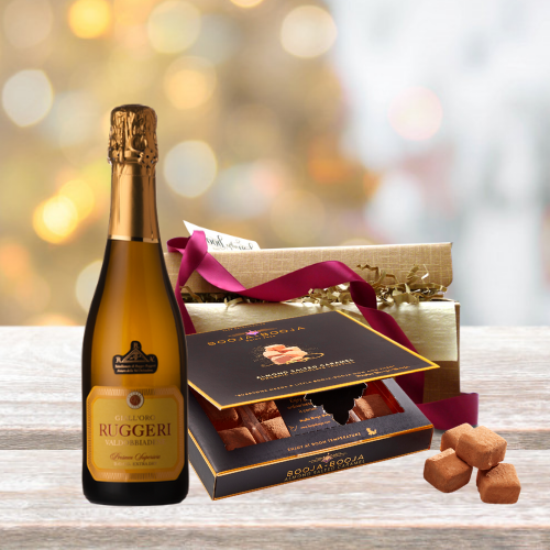 Prosecco and Truffles
