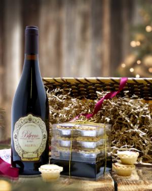 Santa's Treat Gift Basket