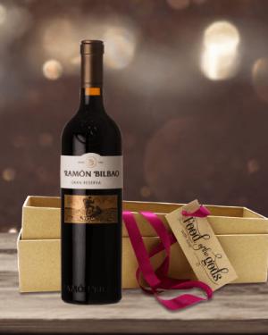 Rioja Gran Reserva Wine Gift