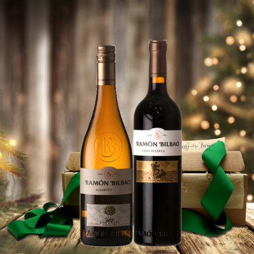 spanish gourmet wine gift set