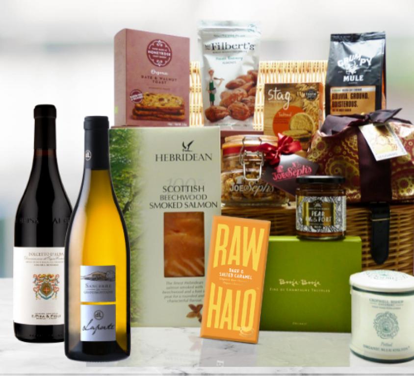 Sustainable Luxury Gourmet Hamper