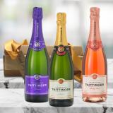 taittinger bubbly trio gift set
