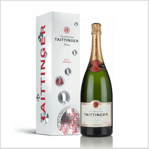 Taittinger Magnum Champagne Gift