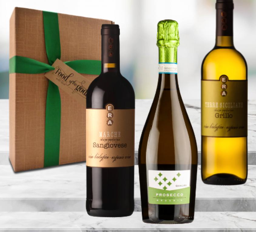 Vegan Organic Wines Gift Set