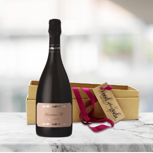 Vintage Prosecco Gift