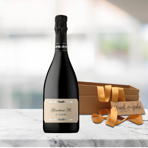 Vintage Prosecco Wine Gift