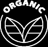 icon organic white