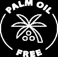 icon palm oil free white